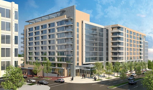 The 11 Residential Projects Coming to Downtown Bethesda: Figure 2