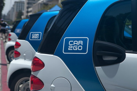 Car2Go Becomes World's Largest Car-Sharing Company: Figure 1