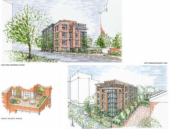 The 11 Residential Projects Coming to Downtown Bethesda: Figure 10