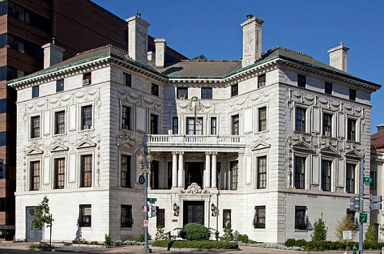 $26 Million: Dupont Circle Mansion Becomes DC's Most Expensive Residence: Figure 1