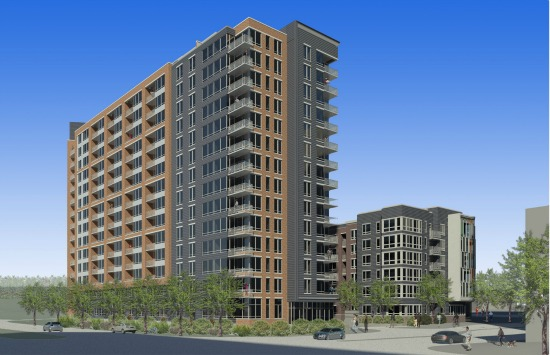 JLB Buys McLean Site, Plans 425-Unit Apartment Project: Figure 1
