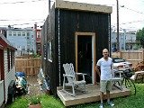 Two of DC's Tiny Homes Are Heading For Greener Pastures