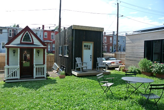 Two of DC's Tiny Homes Are Heading For Greener Pastures: Figure 1