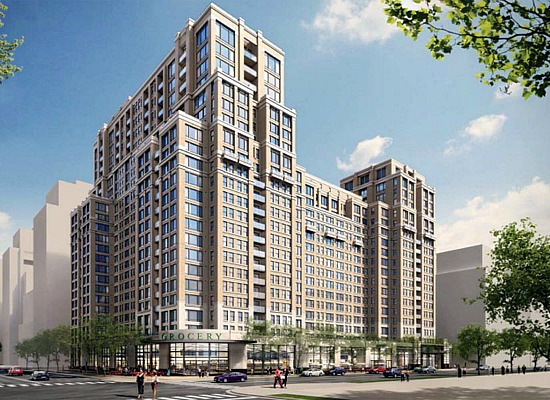 A Whole Foods and 699 Residences In Pentagon City Get Approval: Figure 1