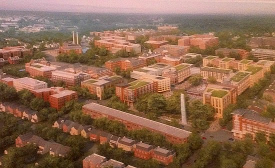 Hines, Urban Atlantic To Redevelop Walter Reed: Figure 2