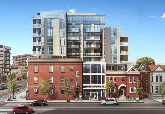 New Details Released For 60-Unit Project at 14th and Wallach: Figure 1