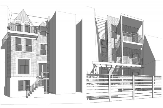 9-Unit Condo Project Planned For 18th Street NW: Figure 1