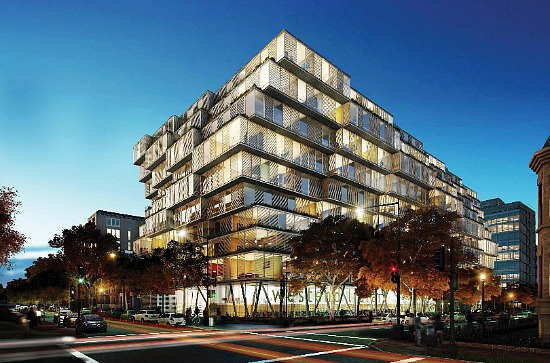 dc court gives eastbanc s west end project go ahead. Black Bedroom Furniture Sets. Home Design Ideas