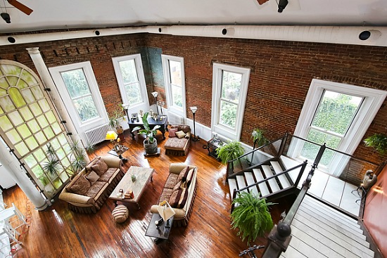 Unique Spaces: The Most Intriguing Loft in DC: Figure 2