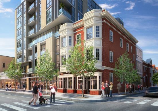 New Details Released For 60-Unit Project at 14th and Wallach: Figure 2