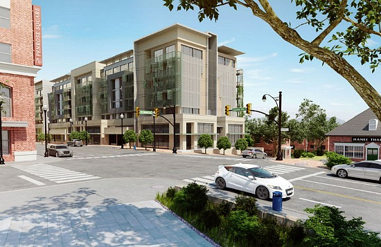 Transformation Continues: Large Residential Project Planned For Columbia Pike: Figure 1