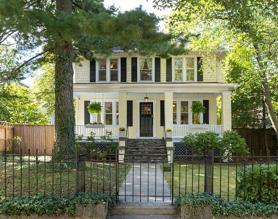 Under Contract: Petworth Wardman and a Shaw Rowhouse: Figure 2