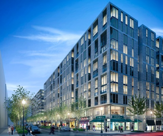 Center City Apartment Rentals: CityCenterDC Extends Deadline For Affordable Rentals