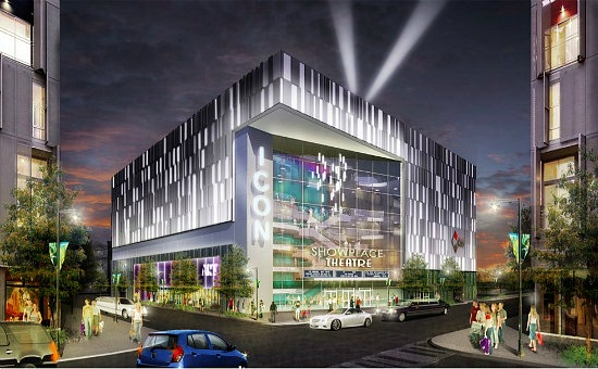 16-Screen Movie Theater Signs Lease at The Yards, Construction Begins in 2016: Figure 1