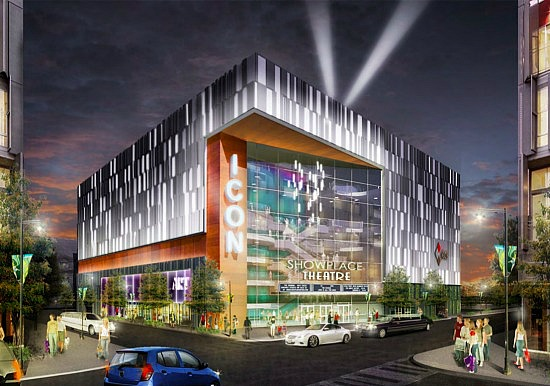 ANC Supports Movie Theater, 600+ Residences For Navy Yard: Figure 2