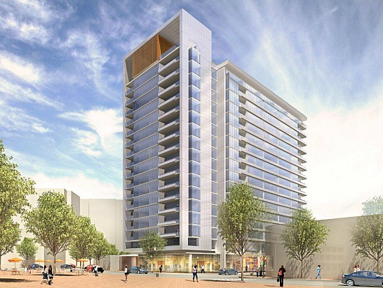 Construction To Begin on 17-Story, 244-Unit Bethesda Project: Figure 1