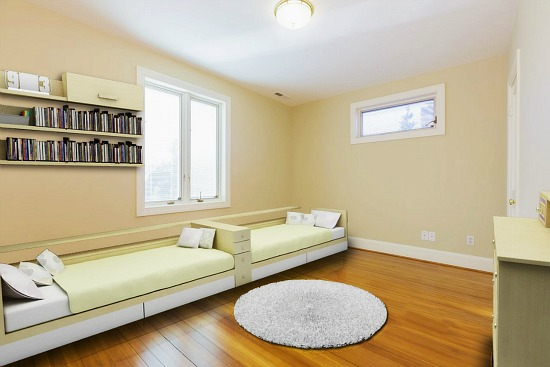Virtual Staging: 1 Empty Room, 5 Possibilities: Figure 9