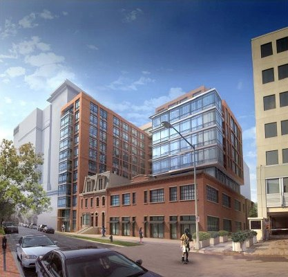 Rents Rise in Columbia Heights, Drop in Silver Spring, Upper NW: Figure 1