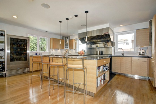 This Week's Find: A Chef's Kitchen in a Renovated Bethesda Colonial: Figure 1