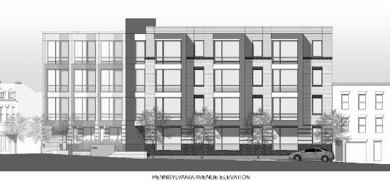 New Details For 41-Unit Hill East Condo Project: Figure 1