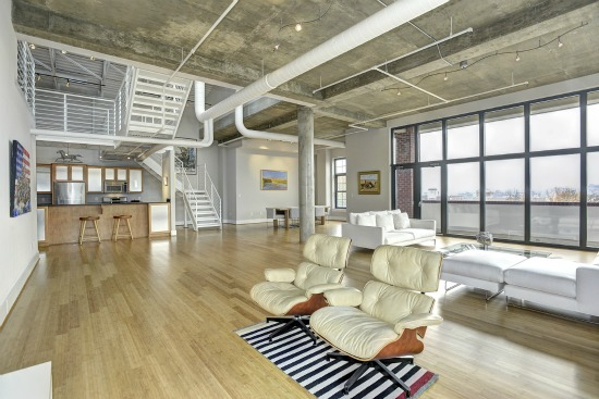 Warehouse Apartments Dc: This Week's Find: The Warehouse Loft