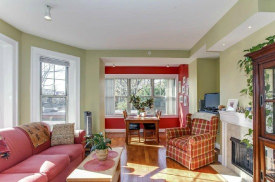 Best New Listings: Contemporary Makeover on the Hill and A Taste of Another Era in Mt. Pleasant: Figure 1