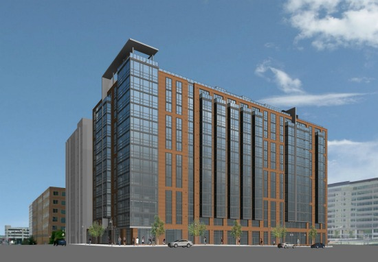 Construction Begins on 287-Unit Navy Yard Apartment Project: Figure 1