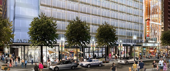 A 10-Screen Movie Theater Coming to NoMa: Figure 1