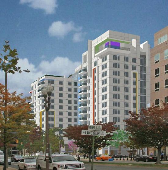 265-Unit Arlington Apartment Project Receives Approval: Figure 1
