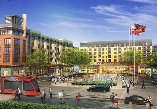 Hines, Urban Atlantic To Redevelop Walter Reed: Figure 3