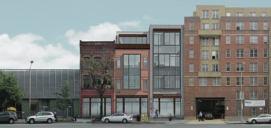 Douglas Development Plans Mixed Use Project For 14th Street: Figure 1