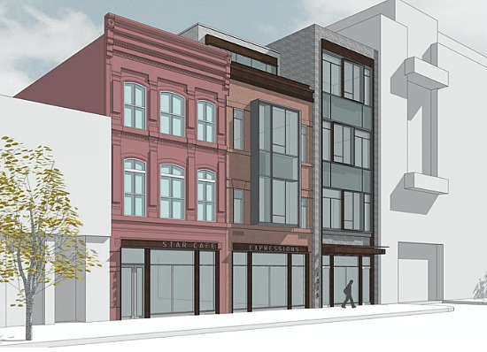 Douglas Development Plans Mixed Use Project For 14th Street: Figure 2