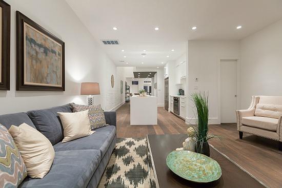 Sneak Peek: Capitol Hill Retail Transformed Into Modern Townhome: Figure 2