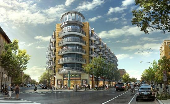ONTARIO 17 Condominium Transforming Former Theater Site in Adams Morgan: Figure 1