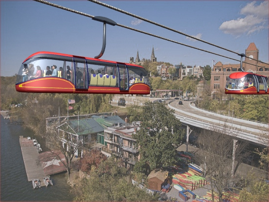 Georgetown Gondola Study Moves Forward with Inclusion in Council's Budget: Figure 2