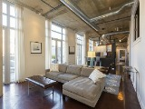 This Week's Find: Indoor/Outdoor Loft Living on Church Street