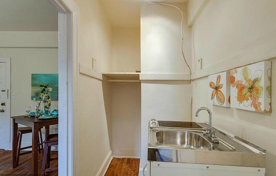At 278 Square Feet, DC's Original Micro-Unit Hits Market: Figure 4