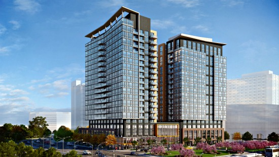 450 Planned Residences Would Continue Pentagon City Transformation: Figure 1