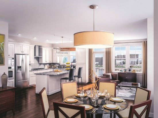 New on the Market: Luxury Townhomes in Downtown Silver Spring: Figure 2