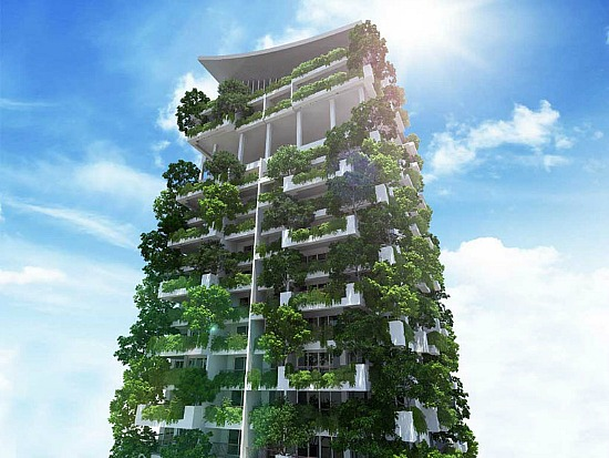 Will This Be The Greenest Residential Building In The World