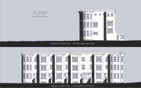 Columbia Heights Church Will Become 26-Unit Residential Project: Figure 3