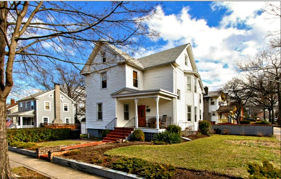 Best New Listings: A Woodridge Colonial, A Dupont Rowhouse and a Woodley One-Bedroom: Figure 1