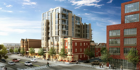 56-Unit 14th Street Project Approved, Will Start Construction This Summer: Figure 1