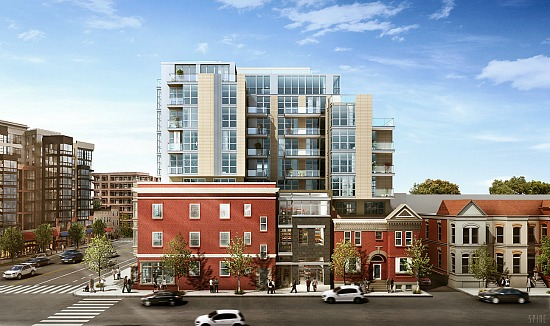 56-Unit 14th Street Project Approved, Will Start Construction This Summer: Figure 2