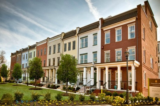 Only 20 Townhomes Remain at Brookland's Chancellor's Row: Figure 1