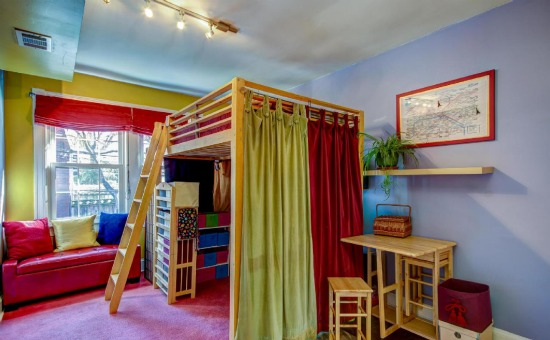 This Week's Find: The Hill's Most Colorful One-Bedroom: Figure 3