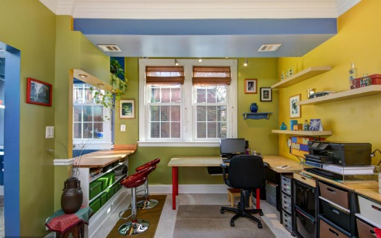This Week's Find: The Hill's Most Colorful One-Bedroom: Figure 7