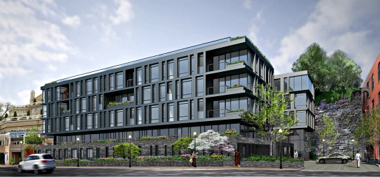 28-Unit Condo Project at Georgetown Gas Station Moving Forward: Figure 2