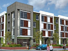Will This Be Dc S First Flexible Housing Development