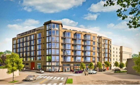 Plans for a 130-Unit, Mixed-Use Project in Adams Morgan Scrapped: Figure 2